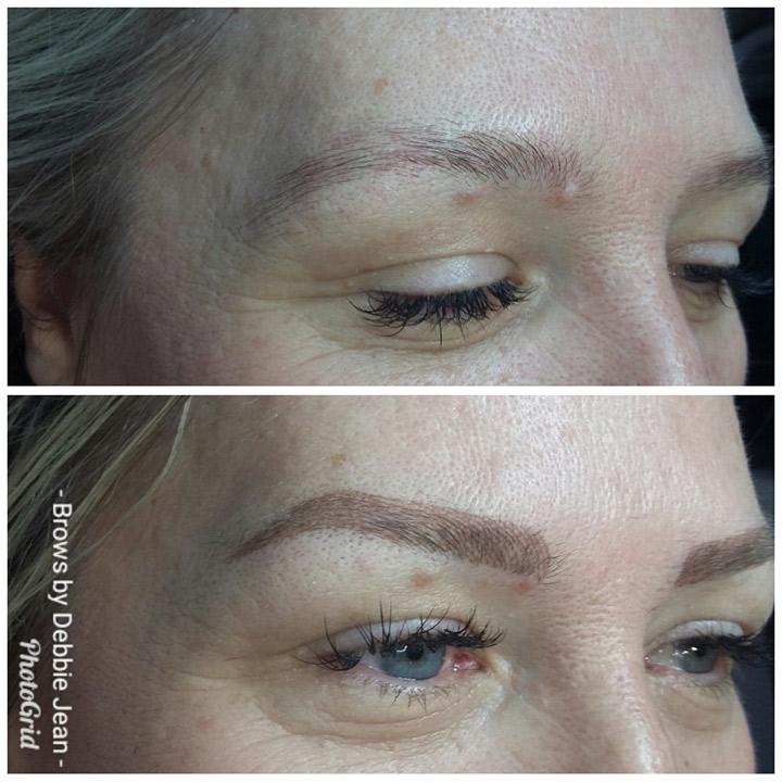 Eyebrows with Debbie Jean